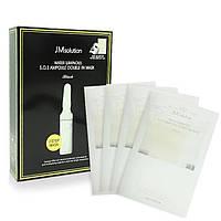 Маска для экстренного восстановления кожи JMsolution Water Luminous SOS Ampoule Double In Mask