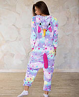Стильна Пижамка Кигуруми для  девочек на рост 100