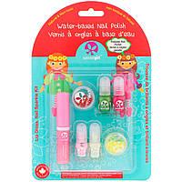 SuncoatGirl, Блеск для губ, Набор блесток для ногтей, Комплект из 7 предметов