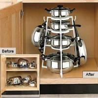 Органайзер для кастрюль и сковородок PanTree SKL32-218543