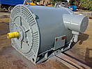 Высоковольтный электродвигатель типа ВАО2-560-630-4 У2 (У5) (630 кВт / 1500 об\мин 6000 В), фото 4