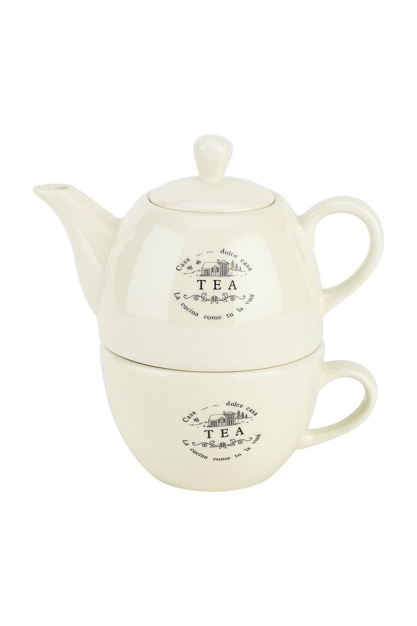 Чайник с чашкой Dolce Casa