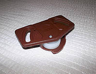 Ролик нижний для шкаф купе SKS-15 Польша, фото 1