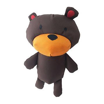 Beco Pets, Экологичная мягкая игрушка, для собаки, средняя, медвежонок Тоби, 1 игрушка