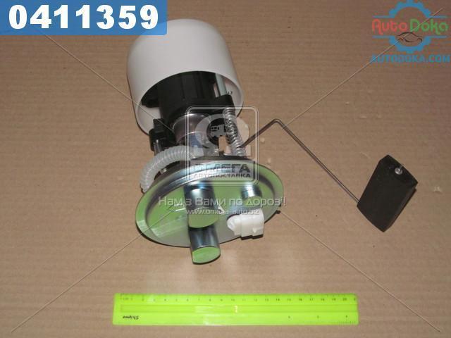 Модуль электробензонасоса ВОЛГА погружной сборе двигатель 406 (производство  ПЕКАР)  504.1139010