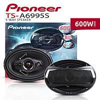 Автоакустика Pioneer TS-A6995S / Пятиполосная акустическая система