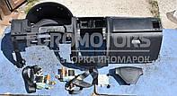 Торпедо комплект безопасности Airbeg (подушка руля+пассажира, блок упр Airbeg, ремни передние левый+правый) -05 Hyundai Getz  2002-2010 973501C000