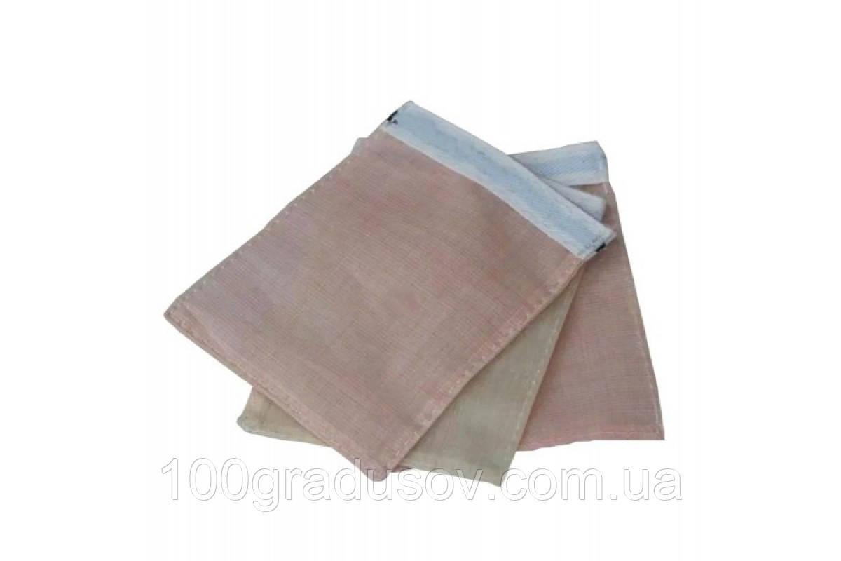 Перчатка для пилинга Люкс KS8 для пилинга (мягкая жесткость)