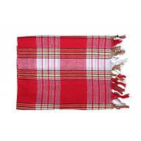 Полотенце для хамама Old Hamam (Красный)