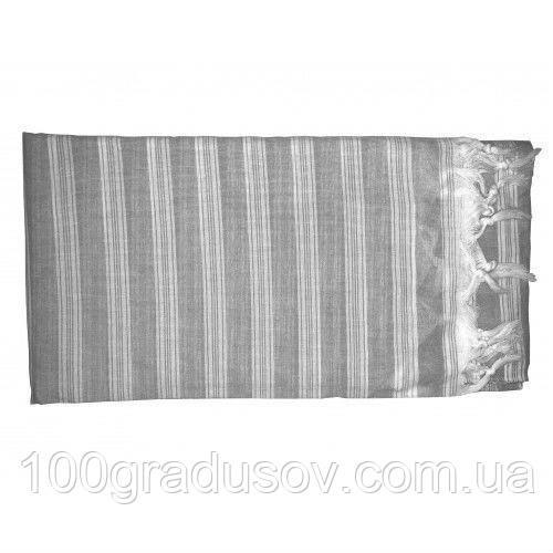 Полотенце для турецкой бани Bosphor (Серый)