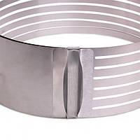 Форма для бисквита Kamille  разборная круглая 24,5х30 см (7789 K)