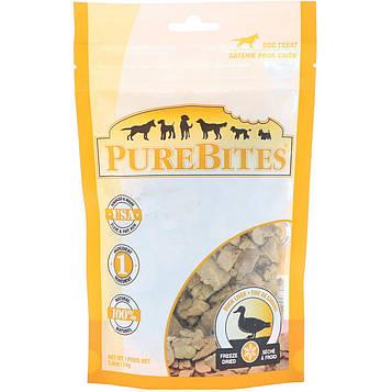 Pure Bites, Freeze Dried, Dog Treats, Duck Liver , 2.6 oz (74 g)