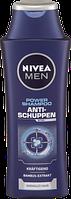 NIVEA MEN Shampoo Anti-Schuppen Power - Мужская шампунь - сила против перхоти 250 мл