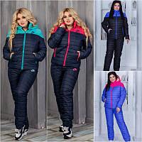 Батальный женский зимний костюм Мод-1015 ХЛ+