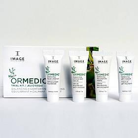 IMAGE Skincare Пробный набор Ormedic Trial Kit 4х7,4ml