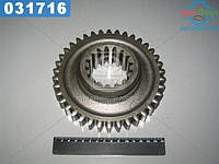 ⭐⭐⭐⭐⭐ Шестерня 1-передачи ГАЗ 3307,53 вала вторичного КПП 4 ступенчатая и заднего хода (производство  ГАЗ)  52-1701110-31