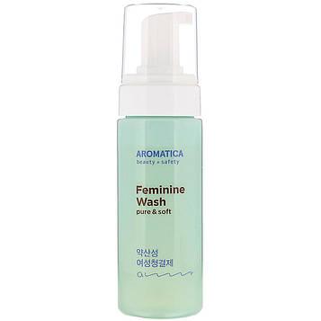 Aromatica, Pure & Soft Feminine Wash, 5.7 fl oz (170 ml)