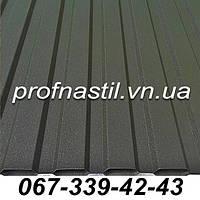 Профнастил 0,42 темно-зеленый ПС-12 RAL 6020 Винница, фото 1