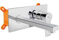 Смеситель для умывальника Q-tap Form CRM 001B