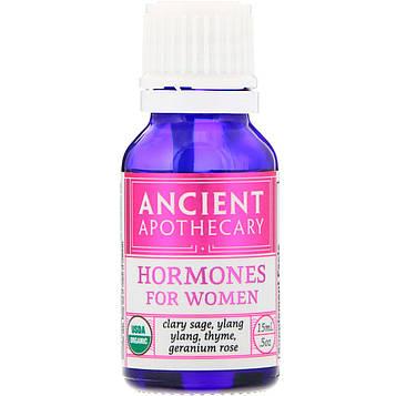 Ancient Apothecary, Гормоны для женщин, 0,5 унц. (15 мл)