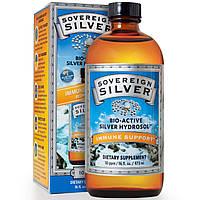 Sovereign Silver, Bio-Active Silver Hydrosol, 10 мкг/мл, 473 мл (16 жидк. унций)
