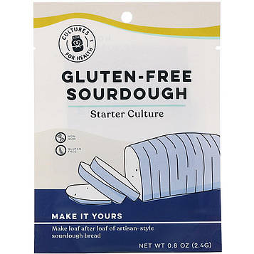 Cultures for Health, Gluten-Free Sourdough , 1 Packet, .08 oz (2.4 g)