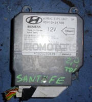 Блок управления Airbag Hyundai Santa FE  2000-2006 9591026700, 5WK43045