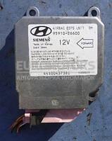 Блок управления Airbag Hyundai Santa FE  2000-2006 9591026600