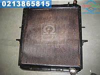⭐⭐⭐⭐⭐ Радиатор водяного охлаждения МАЗ 64229 (4 рядный ) (производство  г.Бузулук)  64229Б.1301010