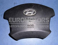 Подушка безопасности водительская руль Airbag Hyundai Trajet  2000-2008