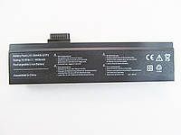 Fujitsu Amilo Li1818 L51-4S2000-G1L1, 4400mAh, 6cell, 11.1V,  Li-ion, черная,