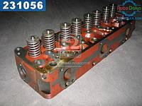 Головка блока двигатель Д 240, 243 в сборе с клапаннами (производство  ММЗ)  240-1003012-А1