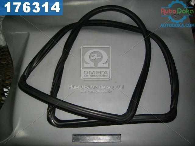 Уплотнитель стекла окна задка ВАЗ 2121 (производство  БРТ)  2121-6303018Р