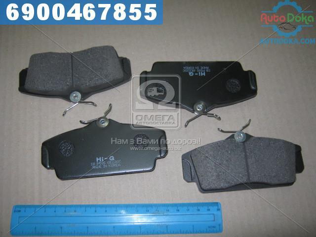 ⭐⭐⭐⭐⭐ Колодки тормозные НИССАН PRIMERA P11 99-02 передние (производство  SANGSIN)  SP1482