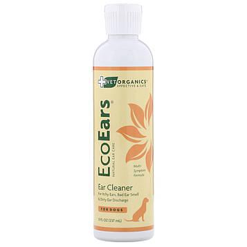 Vet Organics, EcoEars, Ear Cleaner For Dogs, 8 fl oz (237 ml)
