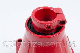 Редуктор верхний 9 шлицов (26 мм) для мотокос серии 40 - 51 см, куб, фото 2