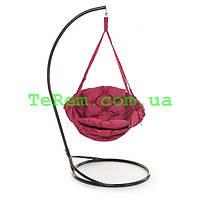 Кресло-гамак Kospa 120 кг 96 см фиолетовое