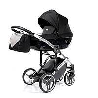 Дитяча коляска 2 в 1 Junama Diamond Onyx 01