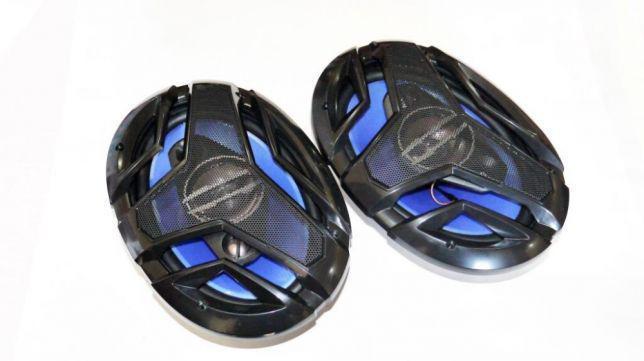 Автомобильная акустика Kronos TS-6948 1200W Black-Blue (gr_007466)