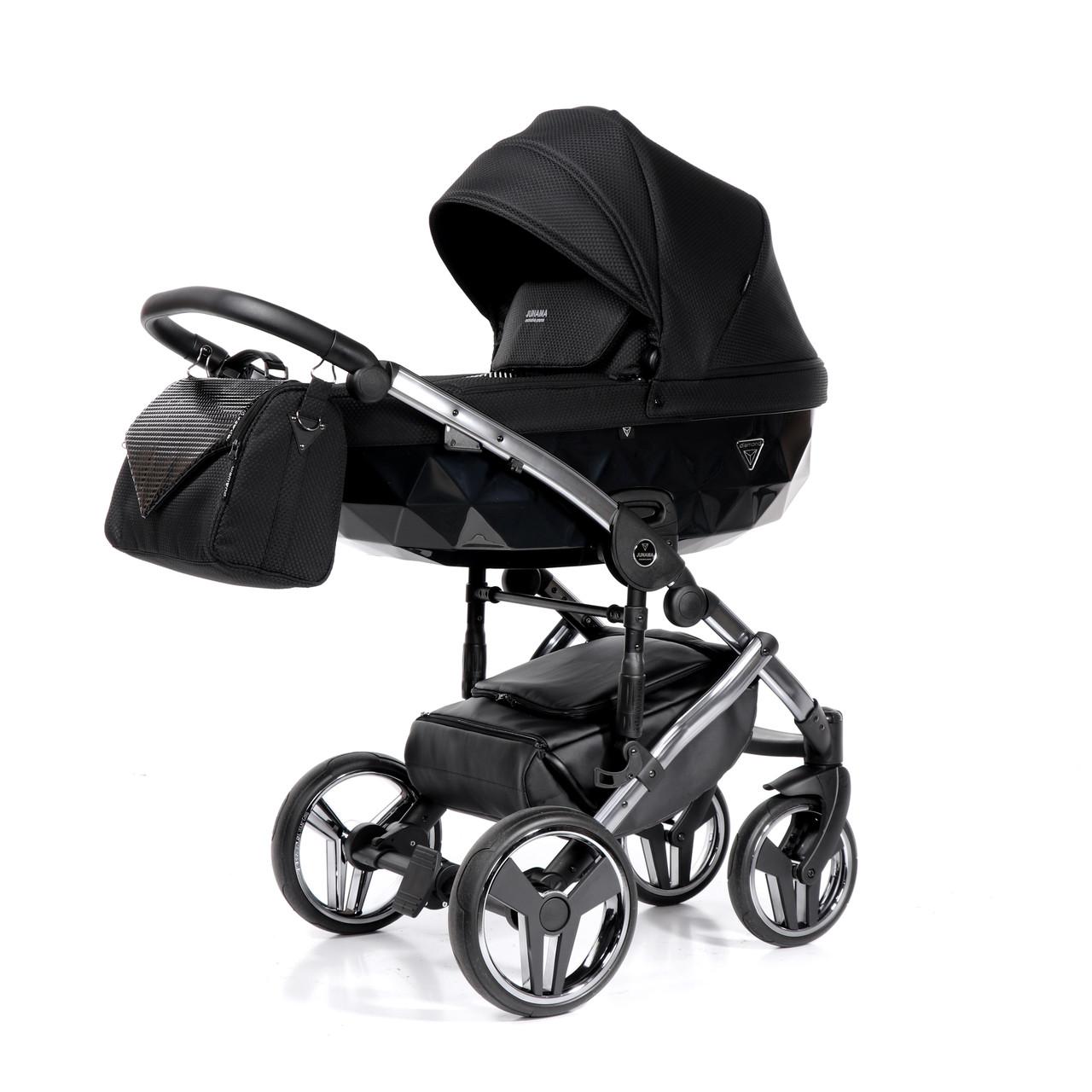 Дитяча коляска 2 в 1 Junama Diamond Onyx 04