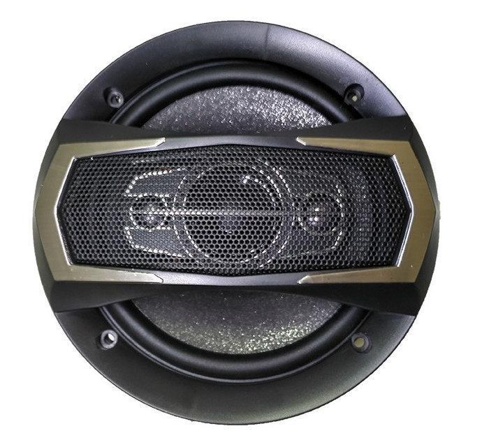 Автоакустика MHZ TS-1695 350W Черный (006178)