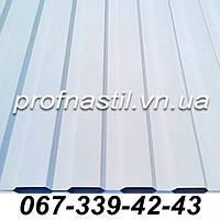 Профнастил белый ПС-12 RAL 9003 Винница, фото 1