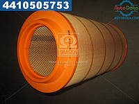Фильтр воздушный 93243E/AM447/6 (производство  WIX-Filtron UA) ДAФ, ЦФ  85, 93243E