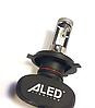 Лампы светодиодные ALed S H4 5000K 4000Lm 2шт (JS-23222), фото 3