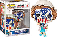 Фигурка Funko Pop Фанко Поп Судная Ночь Бетси Росс The Purge Betsy Ross 10 см SKL38-222846