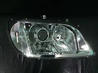 Mercedes Sprinter cdi Передняя оптика с линзой 2 штуки