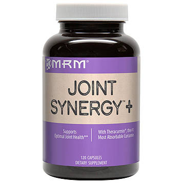 MRM, Joint Synergy +, 120 капсул
