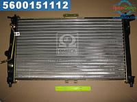 ⭐⭐⭐⭐⭐ Радиатор охлаждения ДЕО LANOS (97-) 1.3-1.6 i (производство  Nissens) ДЕО,ЗАЗ,СЕНС,ЧЭНС, 616551