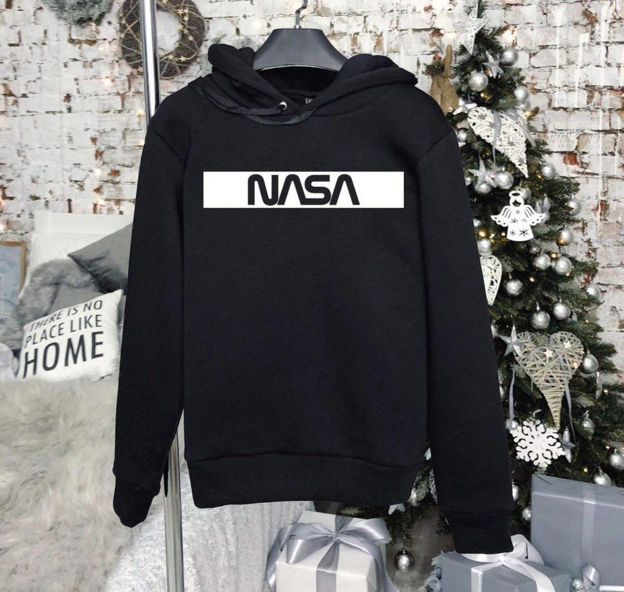Батник Худи мужской молодежный от NASA  Турция
