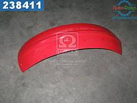 ⭐⭐⭐⭐⭐ Крыло переднее МТЗ 80 голое (узкое) (производство  МТЗ)  70-8403012